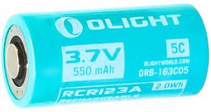 """Отзывы на <b>Аккумулятор</b> для фонаря <b>Olight</b> """"<b>ORB</b>-<b>163C05</b>"""", 16340 ..."""