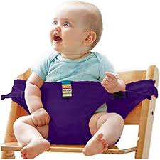 Buy HOLIFE <b>Baby Dining Chair Safety</b> Belt Portable Seat Lunch ...