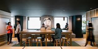 airbnb tokyo office airbnb cool office design