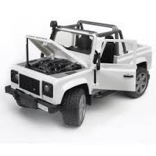 <b>Bruder</b> 02-591 <b>Внедорожник</b>-<b>пикап Land Rover</b> Defender | игрушки ...