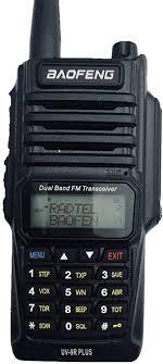 Radtel Baofeng Uv-9r Plus 8Watts Walkie Talkie Bf ... - Amazon.com