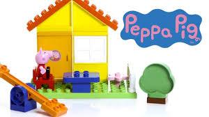 <b>Peppa</b> Pig - BIG 57073 - <b>Peppa</b> Pig <b>Летний домик</b> - YouTube