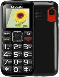 Купить мобильный <b>телефон Onext Care</b>-<b>Phone</b> 5 Black: цена ...