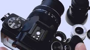 Canon EOS EF Lens to Micro 4/3 <b>Adapter</b> - YouTube