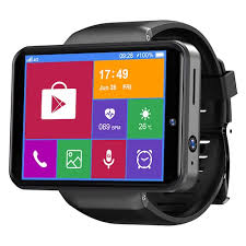 <b>Ticwris Max S 4G</b> Smart Watch Phone Android 7.1 MTK6739 Quad ...