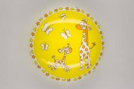 Детский <b>светильник Жирафы CL917001</b> - купить в Москве в ...