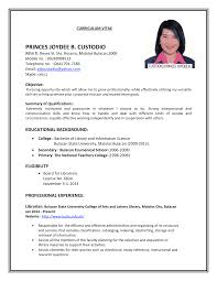 cover letter resume template for job resume template for first job cover letter example of a job resume format and example by icq for xresume template for