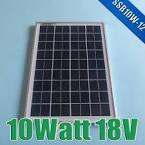 Panneau solaire puissance de 10