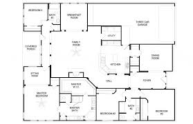 Br House Plans bedroom house plans