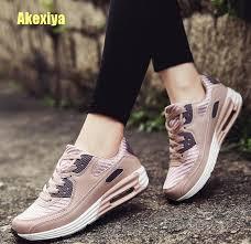 Akexiya Brand 2019 Fashion Air Mesh <b>Women Breathable Fly</b> ...