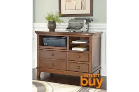 medium brown burkesville cabinet view 1 burkesville home office desk