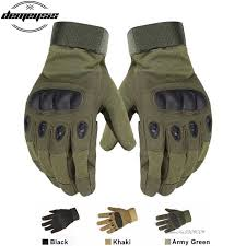 <b>Tactical Gloves Military Army</b> Paintball Airsoft <b>Outdoor</b> Sports ...