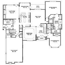 Bedroom Single Story House Plans   Irynanikitinska com Bedroom Single Story House Plans    Bedroom One Story House Plans