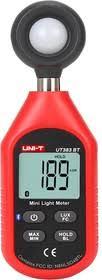 UT383BT, <b>Измеритель освещенности</b>, люксметр цифровой с ...