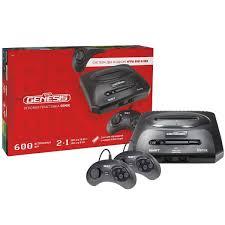 Купить <b>Игровая приставка Retro</b> Genesis Remix (600 игр 8+16 bit ...