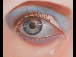 Image result for image eyes in painting