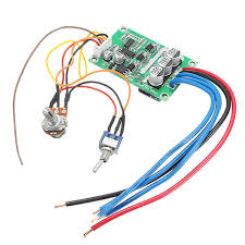 <b>DC</b> 12V-36V 500W High Power <b>Brushless Motor</b> Controller Driver ...