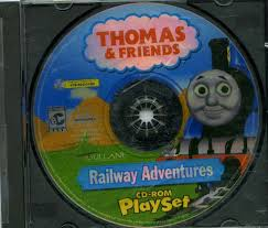 Video game:<b>Thomas & Friends</b>: Railway Adventures - CD-ROM ...