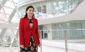 World's richest self-made woman shares <b>3 pieces</b> of advice for ...