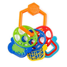 <b>Прорезыватель</b> для зубок <b>разноцветные ключики Oball</b> ...
