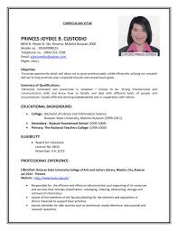 cover letter part time job student