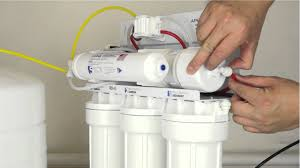 How To Replace Your <b>Reverse Osmosis</b> Filters and Membrane ...