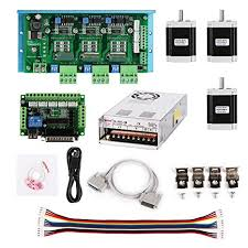 SainSmart <b>CNC Router 3</b> Axis <b>Kit</b>, <b>TB6600 3</b> Axis Stepper Motor ...