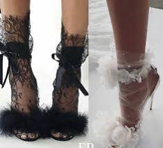 носочки: лучшие изображения (11) | Туфли, Чулки и Обувь