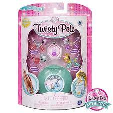 Twisty Petz - Babies 4-Pack Kitties and Unicorns ... - Amazon.com