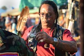 face of native american vietnam vet takes spiritual path face of native american vietnam vet takes spiritual path