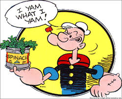 Image result for SPINACH CAN