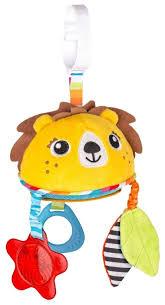 <b>Подвесная игрушка Benbat</b> On-the-Go <b>Toys Лев</b> (TT139) купить по ...