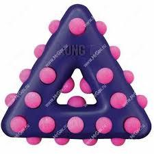 <b>Игрушка</b> для собак Треугольник <b>Kong Dotz</b>, малый | eBay