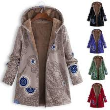 <b>ЗАНЗЕА Осень</b> Зимняя <b>женщины</b> с капюшоном пальто Длинные ...