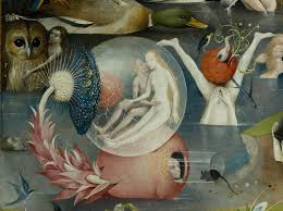Details from Bosch's <b>Garden of Earthly</b> Delights (ca. 1500) – The ...