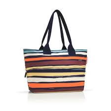 <b>Сумка Reisenthel Shopper E1</b> из полиэстера разноцветная ...
