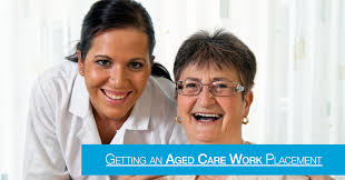 getting an aged care work placement
