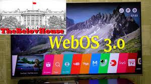 Обзор webOS 3.0, подключение bluetooth-устройств к ...