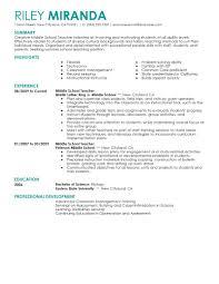 education resume sample objectives higher education teaching education for resume education in resume sample