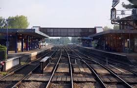 Oxford railway station