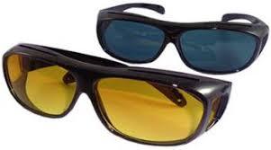 ATTRACTIVE <b>New</b> Day & Night HD Vision <b>Goggles</b> Anti-Glare ...