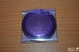 <b>Urban</b> Decay De-Slick Mattifying <b>Powder</b> - бесцветная ...