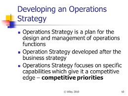 Image result for image of operational strategy