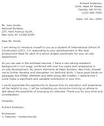 civil engineering cover letter student   world war  causes essaycivil engineer resume example  sample cover letter