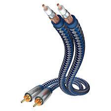 Купить <b>Межблочный</b> аудио <b>кабель In-Akustik</b> Premium Audio ...