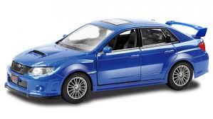 <b>Металлическая</b> модель М1:64 Subaru WRX STI 344014 <b>RMZ City</b> ...
