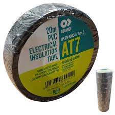 Advance <b>PVC</b> Tape 19mmx20m <b>10 pieces</b>
