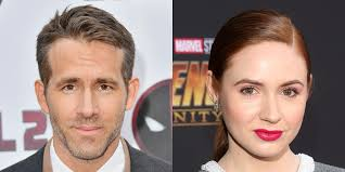 Ryan Reynolds Trash Talks Karen <b>Gillan for</b> Fantasy Football & She ...