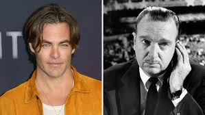 <b>Chris Pine</b> Play Walter Cronkite In JFK Assassination Drama ...