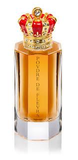 <b>POUDRE DE</b> FLEURS | <b>Royal Crown</b> Perfumes